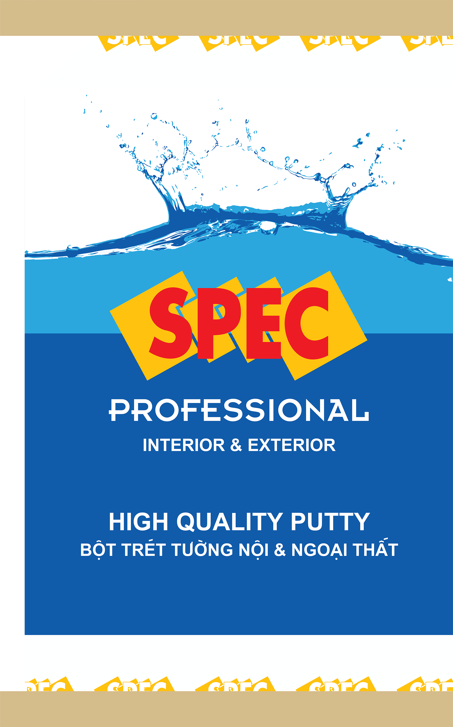 BOT TRET SPEC PROFESSIONAL PUTTY INT & EXT