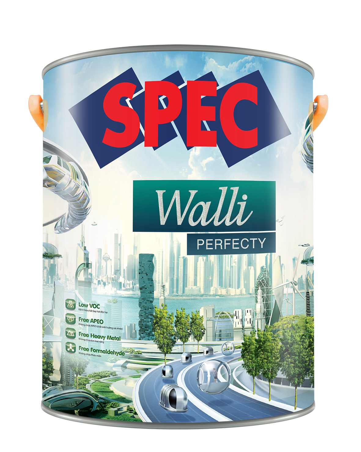 SPEC WALLI PERFECTY